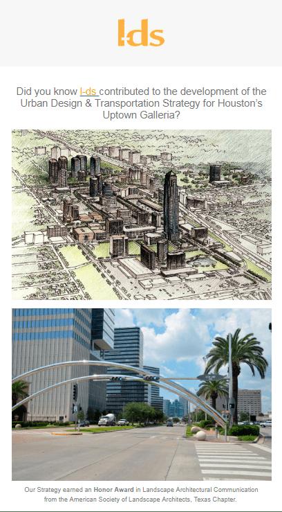 2018 Uptown Galleria Development History