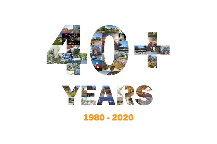 40 + Years 1980-2020